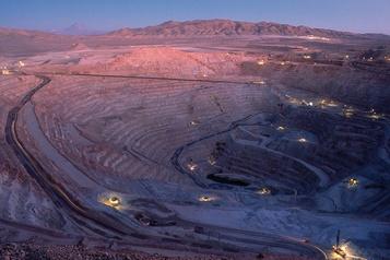 Teck utilisera de l'énergie renouvelable au Chili)