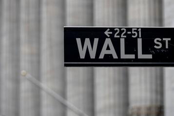 Aidée par les banques, Wall Street termine en hausse)