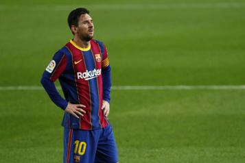 MLS Lionel Messi pourrait finir sa carrière avec l'Inter Miami)