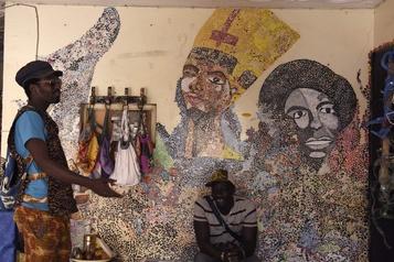 Un musée à ciel ouvert dans les rues de Dakar