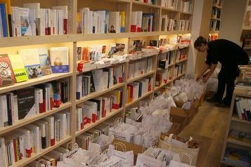Librairies contraintes de fermer Le Goncourt reporté par solidarité)