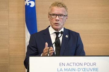 Licenciements et fermetures d'entreprises en cas de deuxième vague, dit Boulet)