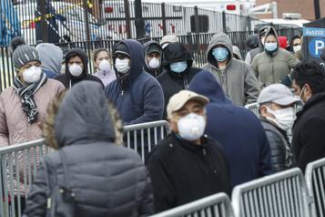 Coronavirus: 385 morts dans l'État de New York