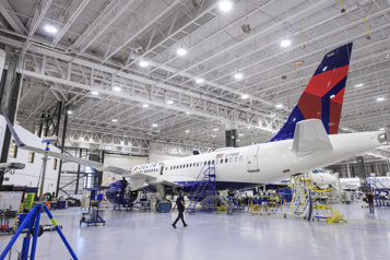 Aérospatiale Décarbonisation de l'industrie: le Québec prêt pour le décollage )