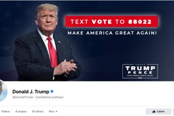 Trump saura mercredi s'il peut retourner sur Facebook)
