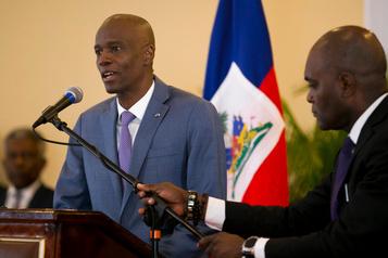 Haïti n'a plus de parlement opérationnel)