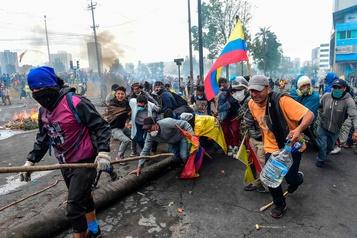 Équateur: nouveaux heurts à Quito entre manifestants et police