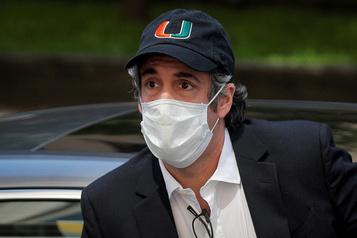 Michael Cohen, ex-avocat de Trump, retourne en prison)