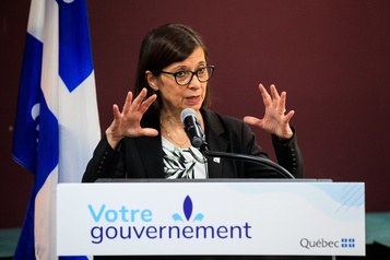 Les médecins du CPO de Sacré-Cœur gagnent trop, selon la ministre McCann