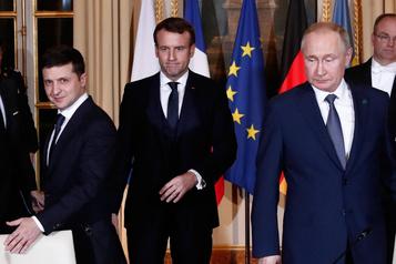 Conflit en Ukraine: un espoir de paix