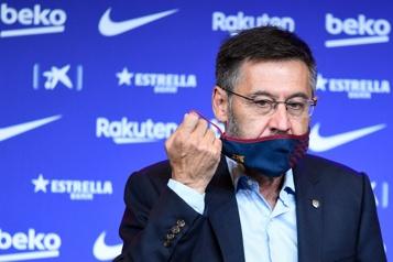 FC Barcelone L'ex-président Josep Bartomeu libéré sous caution)