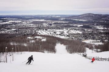 Un nouveau forfait ski dans les Cantons-de-l'Est