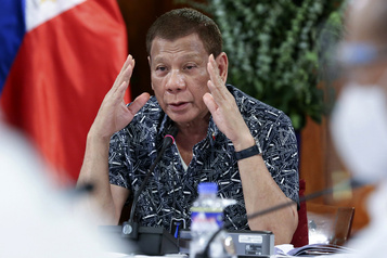 Philippines: Duterte promulgue une loi antiterroriste controversée)