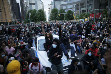 États-Unis: les manifestations continuent malgré les menaces de Trump)