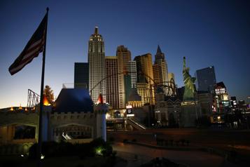Hôtel et casino Blackstone vend le Cosmopolitan de LasVegas pour 5,65 milliards)