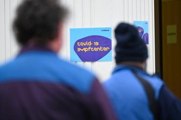 Allemagne «La troisième vague semble brisée», selon le ministre de la Santé )