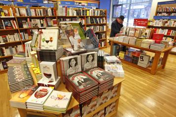 Deux autres librairies d'Indigo seront syndiquées)