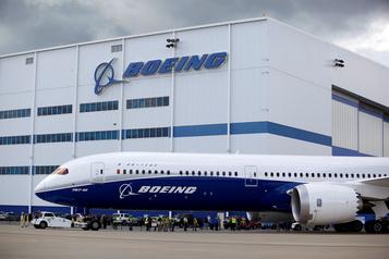 Boeing ne produit plus d'avions civils aux États-Unis