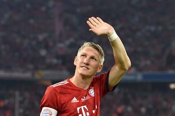 Bastian Schweinsteiger annonce sa retraite