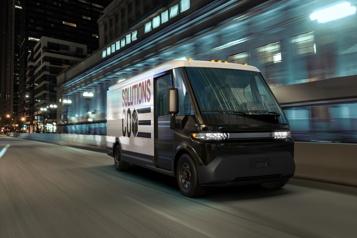 GM lance une filiale pour les fourgonnettes et camionnettes électriques)