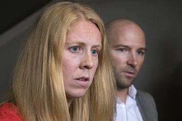 Suspendue pour dopage, Laurence Vincent-Lapointe clame son innocence