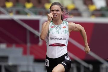 Jeux de Tokyo L'athlète biélorusse obtient un visa de la Pologne)