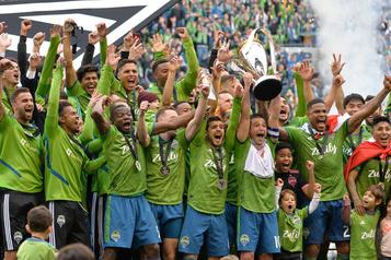Les Sounders sacrés champions de la MLS