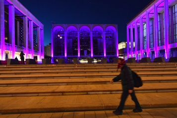 Metropolitan Opera de NewYork L'orchestre, les équipes et le public devront être vaccinés)