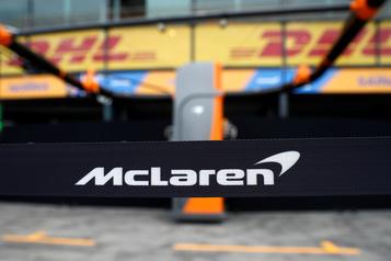 Frappé par le coronavirus, McLaren supprime 1200 emplois)