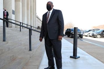L'ex-général Lloyd Austin prend les rênes du Pentagone)