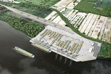 Le Port de Montréal a toujours Contrecœur dans sa ligne de mire)