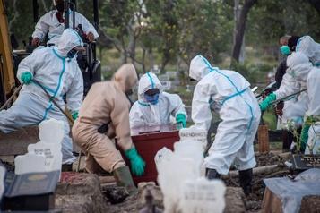 Pandémie L'OMS redoute deux millions de morts)
