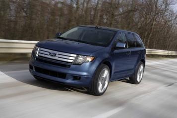Problèmes de coussins gonflables Ford rappelle près de 275000véhicules au Canada