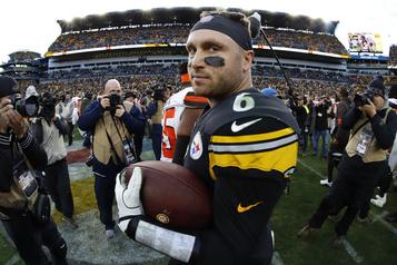 Devlin Hodges sera le quart partant des Steelers dimanche