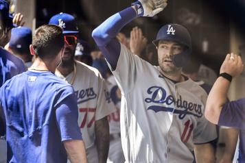 Grand chelem pour Pollock, les Dodgers corrigent les Brewers16-4)