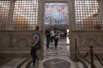 Les musées du Vatican rouvrent lundi)
