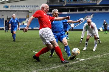 «Walking football»: un ballon d'or pour l'âge d'or