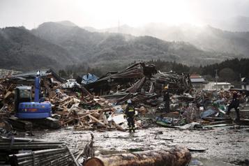 Japon La catastrophe du 11mars2011 en chiffres)