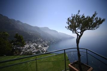 Un été sans Américains sur la côte amalfitaine)