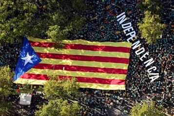 Neuf indépendantistes catalans arrêtés pour préparation d'actes violents présumés