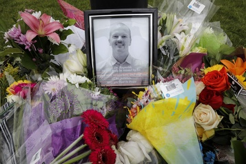 Médecin tué en Alberta: le suspect comparaît)