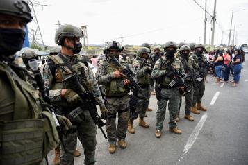 Violences liées au narcotrafic  Le présidentéquatorien décrète l'état d'exception
