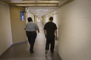 Importante éclosion de COVID-19 à la prison de Saint-Jérôme )
