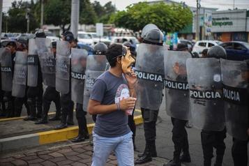 Tortures et violences sexuelles contre des opposants au Nicaragua