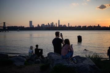 Campagne inédite à New York pour relancer le tourisme)