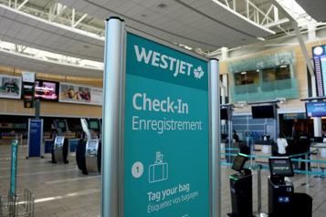 Aide à Air Canada WestJet demande un traitement équitable )