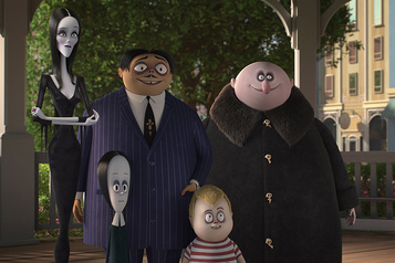 The Addams Family : quelle famille ! ★★★