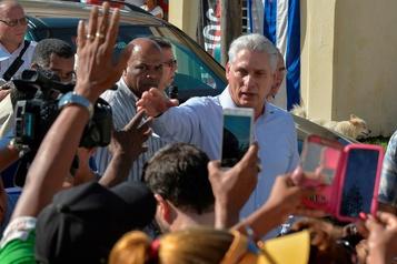À Cuba, le président Diaz-Canel reprend à sa manière le style de Fidel