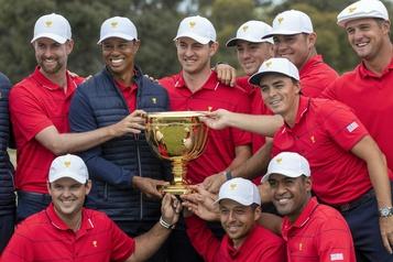 Les Américains remportent la Coupe des Présidents