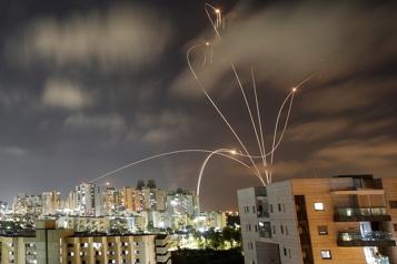 Le «Dôme de fer», bouclier d'Israël contre les roquettes)